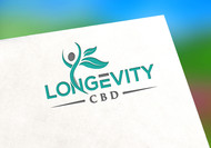 Longevity CBD Logo - Entry #90