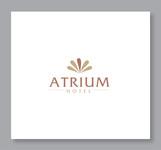Atrium Hotel Logo - Entry #60