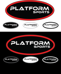 "Platform Sports "" Equipping the leaders of tomorrow for Greatness."" Logo - Entry #1"