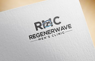Regenerwave Men's Clinic Logo - Entry #10