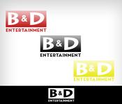 B&D Entertainment Logo - Entry #48