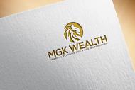 MGK Wealth Logo - Entry #265