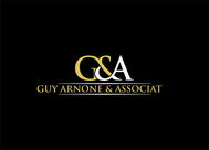 Guy Arnone & Associates Logo - Entry #14