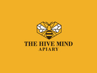 The Hive Mind Apiary Logo - Entry #42