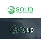 Solid Money Solutions Logo - Entry #188