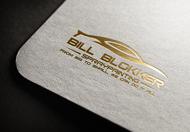 Bill Blokker Spraypainting Logo - Entry #103