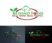 Beyond Food Logo - Entry #81