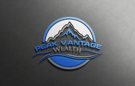 Peak Vantage Wealth Logo - Entry #148