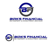 Birks Financial Logo - Entry #112