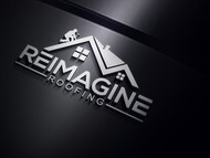 Reimagine Roofing Logo - Entry #138