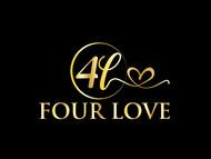 Four love Logo - Entry #269