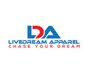 LiveDream Apparel Logo - Entry #168