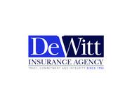 """""""DeWitt Insurance Agency"""" or just """"DeWitt"""" Logo - Entry #135"""