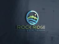 Rock Ridge Wealth Logo - Entry #184