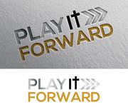 Play It Forward Logo - Entry #123