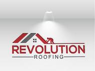Revolution Roofing Logo - Entry #275