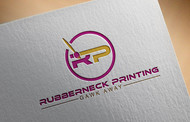 Rubberneck Printing Logo - Entry #74