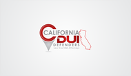 California DUI Defenders Logo - Entry #39