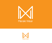 Meraki Wear Logo - Entry #426