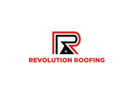 Revolution Roofing Logo - Entry #603