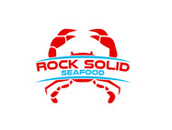 Rock Solid Seafood Logo - Entry #202