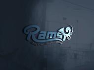 Rams Duty Free + Smoke & Booze Logo - Entry #173