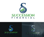 Succession Financial Logo - Entry #474