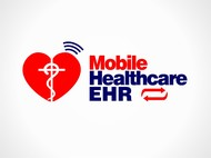 Mobile Healthcare EHR Logo - Entry #7