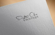 Drifter Chic Boutique Logo - Entry #67