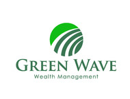 Green Wave Wealth Management Logo - Entry #401