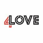 Four love Logo - Entry #214