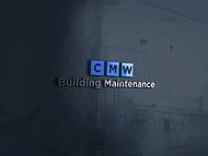 CMW Building Maintenance Logo - Entry #481