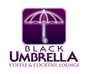 Black umbrella coffee & cocktail lounge Logo - Entry #122