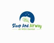 Sleep and Airway at WSG Dental Logo - Entry #177