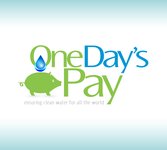 A Days Pay/One Days Pay-Design a LOGO to Help Change the World!  - Entry #43