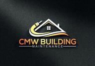 CMW Building Maintenance Logo - Entry #26