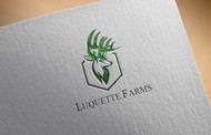 Luquette Farms Logo - Entry #33