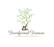 Transformed Treasure Logo - Entry #154