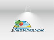 coast to coast canvas Logo - Entry #57