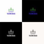 Tuzzins Beach Logo - Entry #204