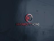 Hanko Fencing Logo - Entry #195