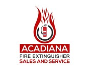 Acadiana Fire Extinguisher Sales and Service Logo - Entry #192