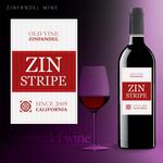 Zin Stripe Logo - Entry #16