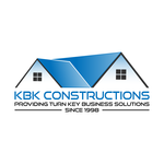 KBK constructions Logo - Entry #108