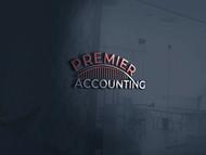 Premier Accounting Logo - Entry #52