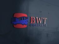 BWT Concrete Logo - Entry #225