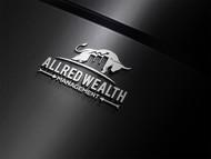 ALLRED WEALTH MANAGEMENT Logo - Entry #653