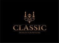 classic design furniture Logo - Entry #70