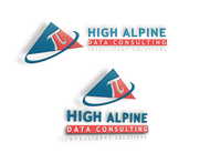 High Alpine Data Consulting (HAD Consulting?) Logo - Entry #87