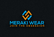 Meraki Wear Logo - Entry #116
